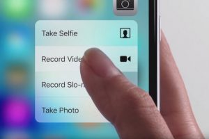 2019 iPhone models will drop 3D touch feature
