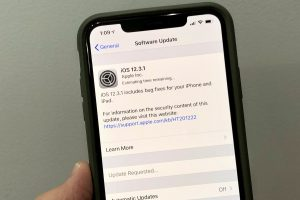 Apple introduces iOS 12.3.1 and an update for macOS 10.14.5 to fix issues