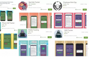 Google Play Store removes seven 'Spy Apps' after Avast found out their spying capabilities