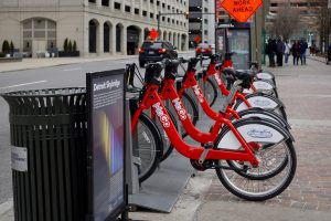 Google Maps rolled out an app-based bike-sharing service in New York and it is expanding