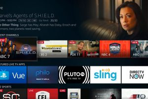 Amazon is rolling updates to add a new Live tab to its Fire TV devices