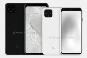 Google Pixel 4 XL teased in a latest render leak